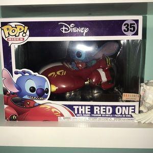"Stitch ""The Red One"" Jumbo Funko Pop"